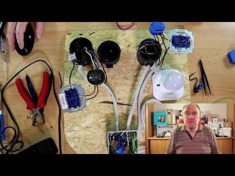 Shelly Switch / 2 als Roller Shutter / Rolladen-Aktor mit IOBroker / WLAN Aktor