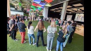 Dansathon 2018 - the 1st dance hackathon