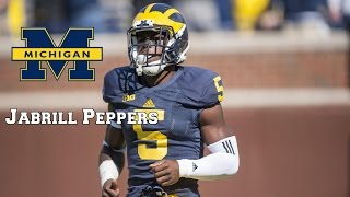 Jabrill Peppers ||The Man Of The Year|| (NFL Draft Class 2017)