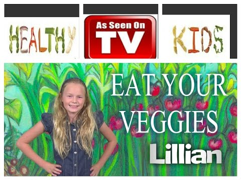 How to get your kids to eat fruit and vegetables part 2 HEALTHY KIDS