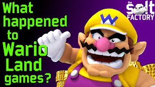 What happened to Wario Land games? - A look at Wario's roots