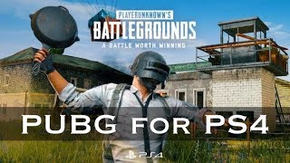 PUBG for PS4 Gameplay   Review   Latest PS4 Games 2019