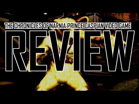 The Chronicles of Narnia Prince Caspian video game review