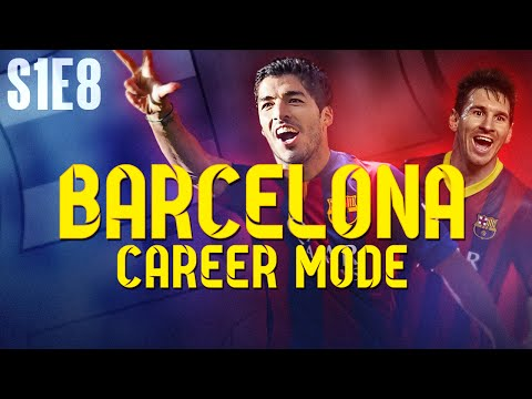 SURPRISE STAR! FIFA 14 Barcelona Career Mode - S1E8