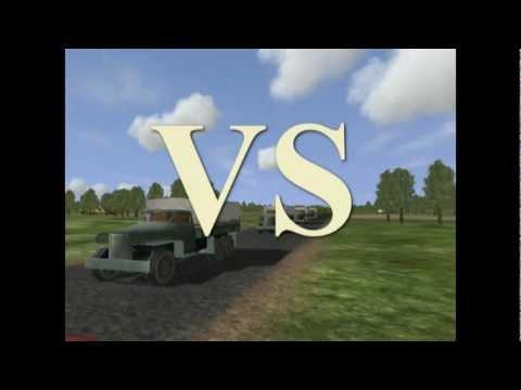 The Aviation Duels | Авиационные Дуэли. Серия 1. ЛА-5 vs BF-109