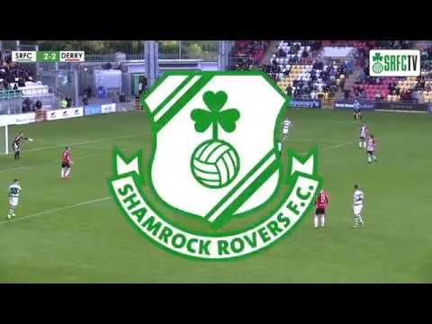 Match Highlights | Shamrock Rovers 2-2 Derry City, Tallaght Stadium, 8th June 2019
