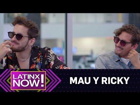 Secret Details About Mau y Ricky | Latinx Now! | E! News