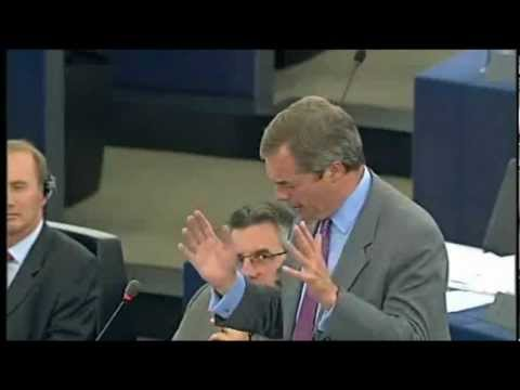 Nigel Farage: Wake up to the misery you're inflicting on millions!