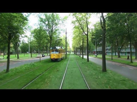 HTM tramlijn 1 Scheveningen Noorderstrand - Delft Tanthof | GTL8 3105