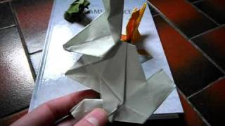 Models From The Book 'origami Essence'