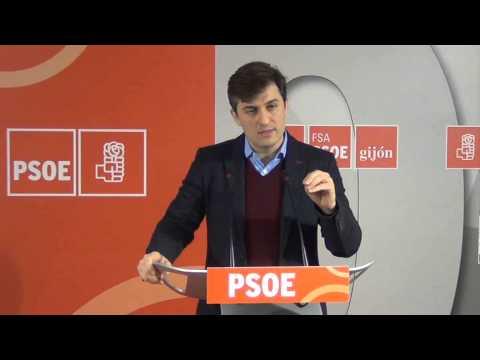 José María Pérez emplaza a Moriyón a un debate sobre la ciudad y su futuro