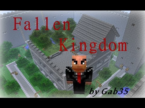 Fallen Kingdom - Jour 1 - Saison 2 [mineria] video