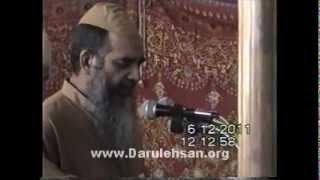 Dua Hazrat Abu Anees QSA - Camp Darulehsan Hazrat Abu Anees QSA