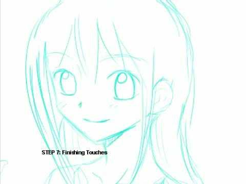 How to Draw Anime/Manga Girls