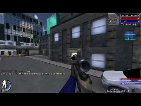 Urban Terror Epic Slide Kill