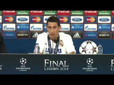 "Angel Di Maria: ""Haben es verdient"" 