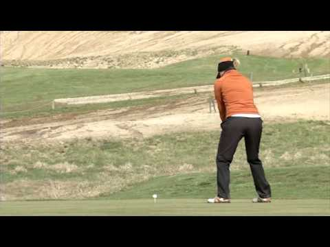 Women's Golf highlights: Big 12 Championship (Day 3) [April 21, 2013]