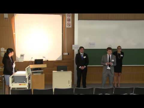 HSBC Asia Pacific Business Case Competition 2014   Round 1 B1   University Of Auckland