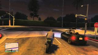 GTA 5: How to get a free ferrari (no cheats)
