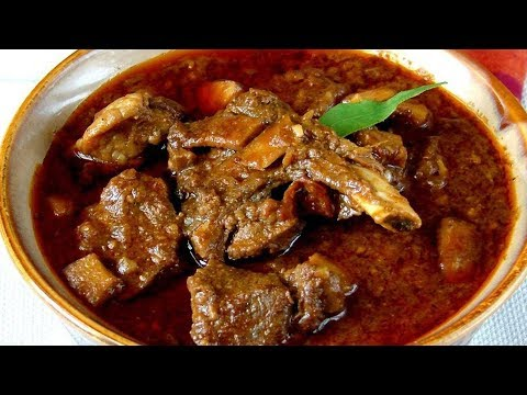 Hyderabadi Mutton Vindaloo Curry Recipe | How To Make Mutton Vindaloo Recipe | Volga Videos
