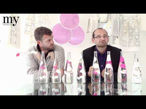 The Courrèges Effect: evian s 2012 Designer Bottle in partnership with Courrèges | my-wardrobe.com