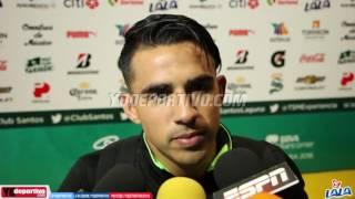 Reacciones Visitantes, Santos Laguna 2-0 Jaguares Chiapas J-16 apertura 2016, Liga Bancomer MX