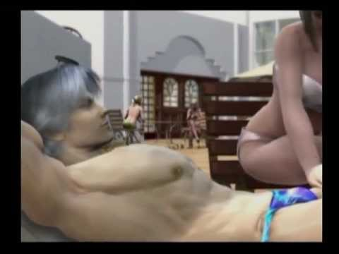 Tekken 5 - Lee Chaolan Ending - Hq video