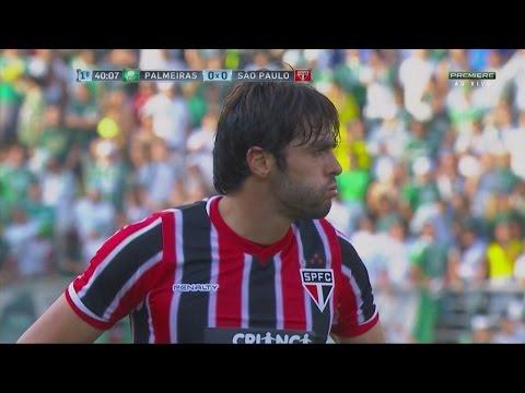 Ricardo Kaká vs Palmeiras (17/08/14) HD 720p by Yan