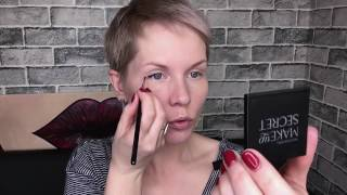 Анна Измайлова Урок макияжа: рисуем стрелки