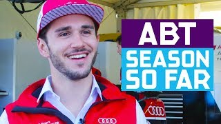 """I'm Driving At My Best"" - Daniel Abt On His Season So Far 