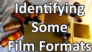 How to Identify some Film Formats