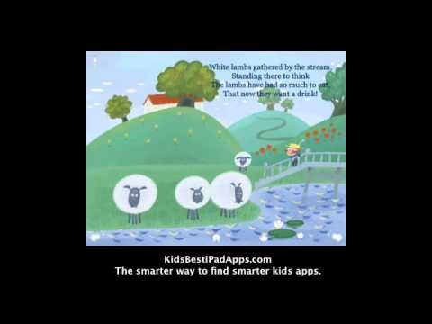 Best Ipad Apps For Kids: Funny Kids Poems 2 video