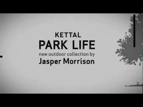 KETTAL PARK LIFE: new outdoor design by Jasper Morrison