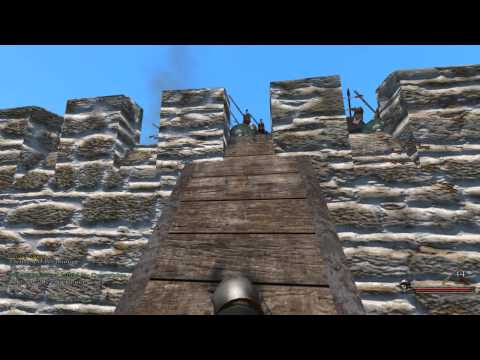 Mount & Blade Warband - Guide on how to properly siege a city/castle