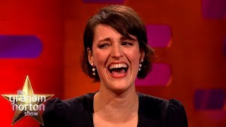"Phoebe Waller-Bridge On Making ""Girl On Girl Action"" 