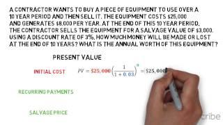 Download Lagu Present Value and Annual Worth Gratis STAFABAND