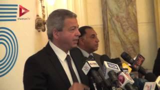 """وزير الشباب: استضافة كأس العالم لـ""""الخماسي الحديث"""" يعكس استقرار مصر"""