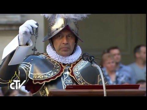 Întâlnirea de la Vatican - Un reportaj de Dorel Cosma