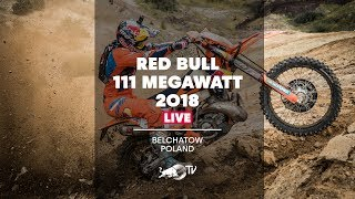 LIVE Enduro in Europe's Largest Coal Mine | Red Bull 111 Megawatt 2018