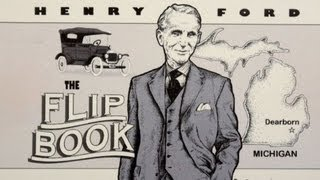 Henry Ford Flipbook Gift Shop Dream