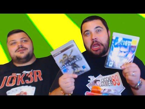 la Posta di Ciccio : il Ritorno dei Videogiochi .