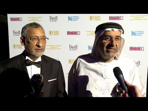Sheikh Faisal Bin Khalid Al Qassemi, president, Orient Tours