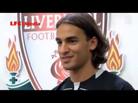 Lazar Markovic FULL interview after signing with Liverpool FC