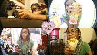 download lagu ✧ Chatty Vlogtrying New Foods, Kamcord, Tumblr Q's ✧ gratis