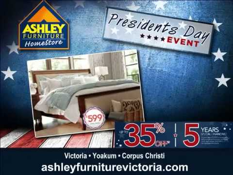 Ashley Furniture Homestore President S Day Sale 2014 Youtube