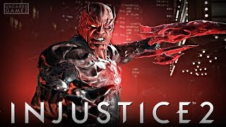 Injustice 2 - First Game of The Beta!! (Online Beta)
