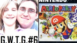 Gaming with the Girlfriend #6: Mario Party (DK