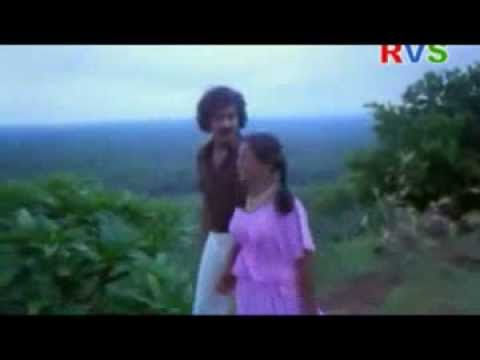 Telugu lovely romantic song from Jeevita Rangam telugu movie