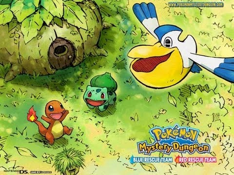 Pokemon Mystery Dungeon - Red Rescue Team - Pokemon Mystery Dungeon Red Rescue Team - Team Primax vs Team Hydro - User video