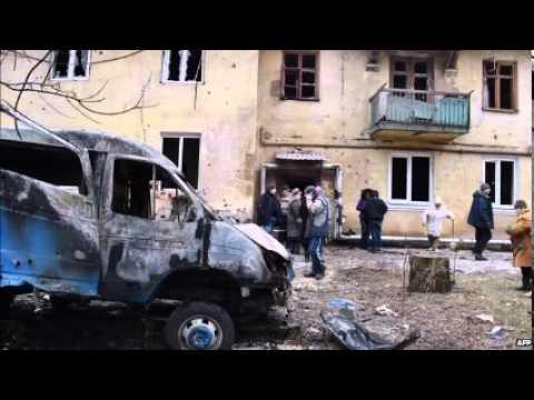 Ukraine conflict: Vladimir Putin renews blame on West
